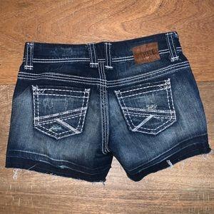 NWOT BKE Payton Jean Shorts